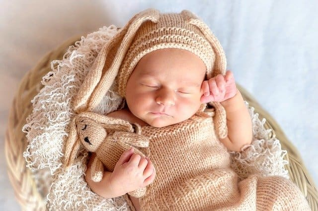 Babyausstattung Liste